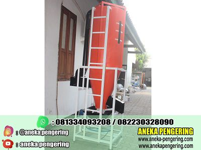 alat vertical dryer, vertical dryer, mesin pengering padi