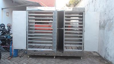 Mesin Pengering Gas