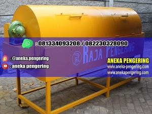 mesin pengering rotari
