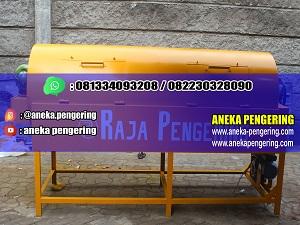 mesin pengering rotari murah